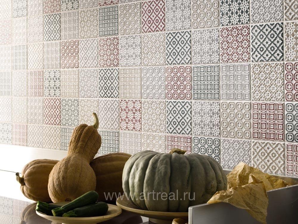 Керамическая плитка Bayker Batik